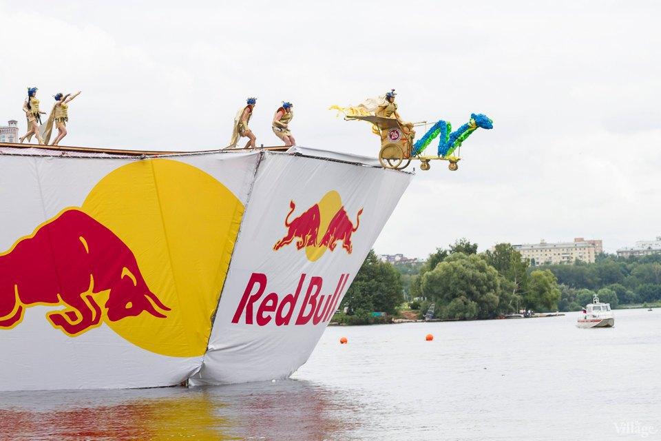 Люди в городе: Экипажи Red Bull Flugtag. Изображение № 11.