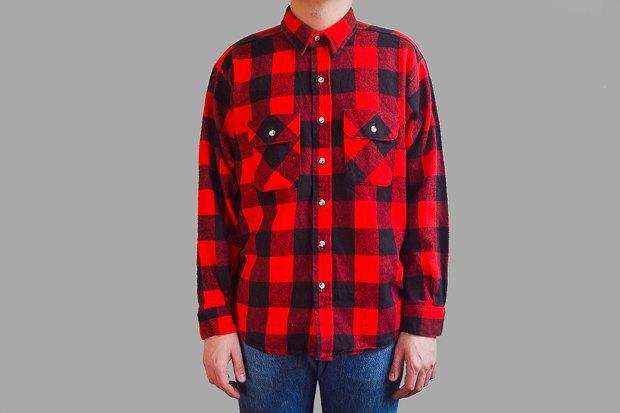 Вещи недели: 13фланелевых рубашек. Изображение № 24.