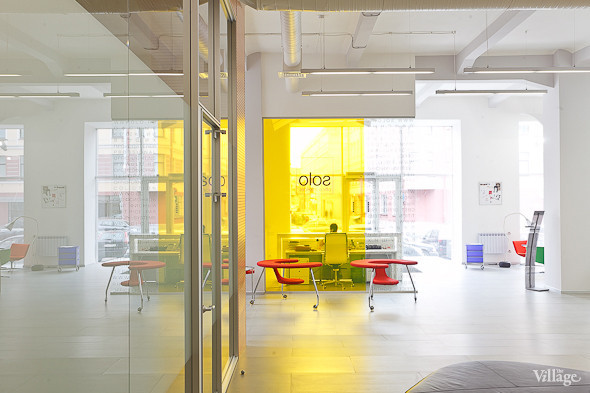 Офис недели (Петербург): Solo Office Interiors. Изображение № 9.