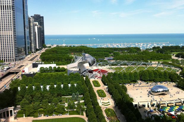 Millennium Park в Чикаго. Изображение № 6.