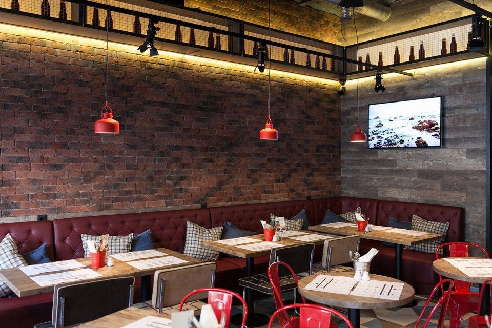 Бургерная Ketch Up Burgers на Литейном. Изображение № 4.