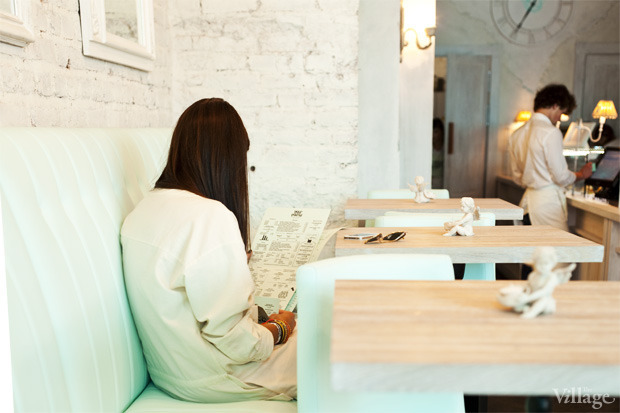 Новое место: Кафе-кондитерская «Счастье». Изображение № 6.