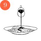 Рецепты шефов: Куриная грудка сперлотто и грибным соусом. Изображение № 11.