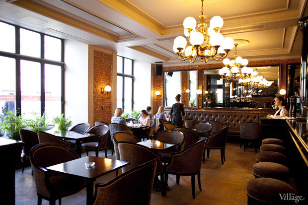 Новое место: Кафе и бар «Молоко». Изображение № 3.
