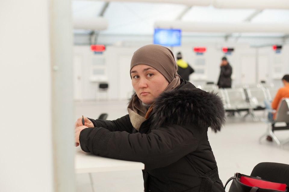 Без клетки: Как устроен единый миграционный центр вНовойМоскве . Изображение № 12.