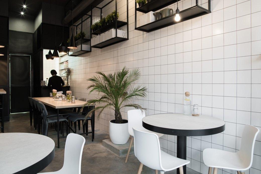 Кафе Table наЛесной улице. Изображение № 4.