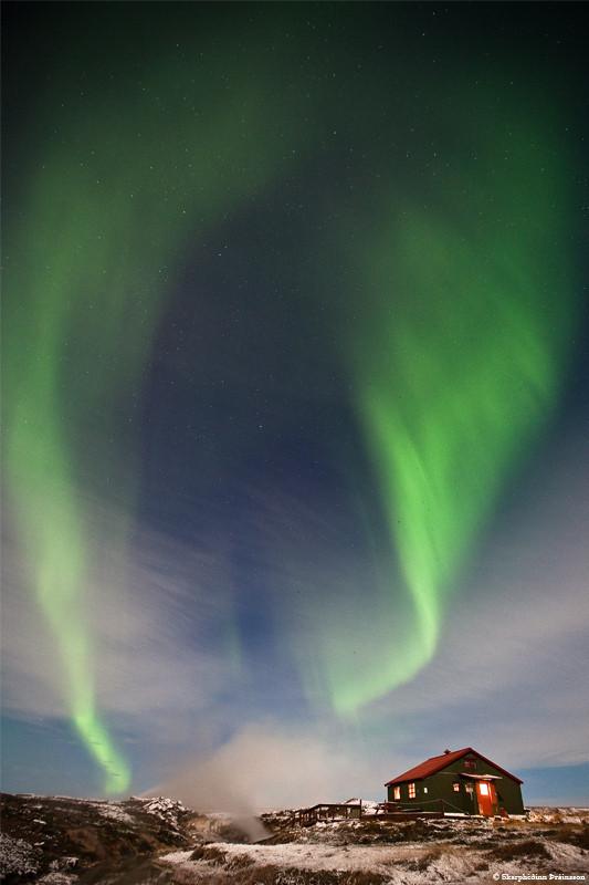 Изображение 10. Солнечный ветер. Несколько мест для любителей наблюдать полярное сияние из своего окошка.. Изображение № 15.