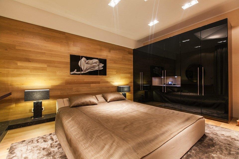 Квартира для семьи  с минималистским интерьером. Изображение № 5.