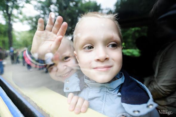 Фоторепортаж: В Киеве открылся сезон на детской железной дороге. Зображення № 39.