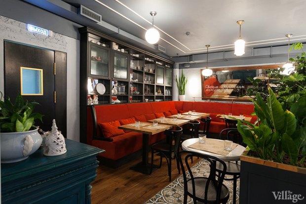 Новое место: Ресторан Kroo Cafe . Изображение № 1.