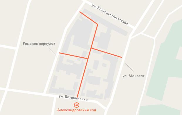 В центре Москвы появится гастрономическая улица. Изображение № 1.