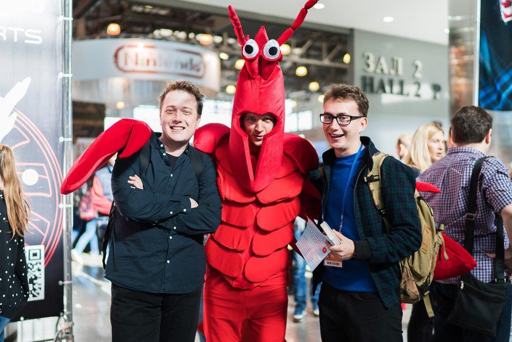 Фрики и гики: Как прошёл второй московский Comic Con. Изображение № 29.