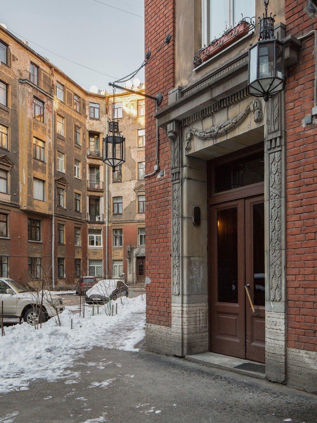 Я живу вТолстовском доме (Петербург). Изображение № 7.