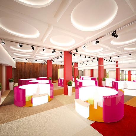 Для комплекса «Парковый» разработали дизайн интерьера. Зображення № 8.