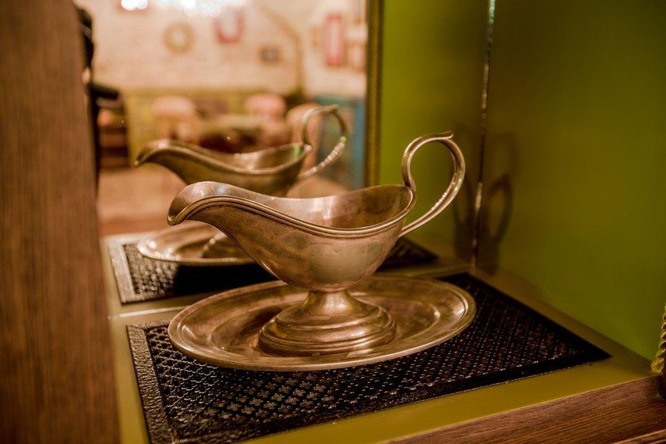 Ресторан ибар Mitzva bar. Изображение № 12.