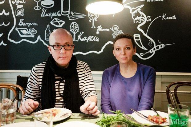 Азамат и Наталья Цебоевы о «Хачапури». Изображение № 13.