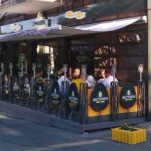 Новости ресторанов: Citronelle, OK BAR, «Желток». Изображение № 6.