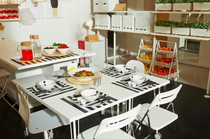 IKEA открыла «Вместокафе» наКаменноостровском проспекте . Изображение № 4.