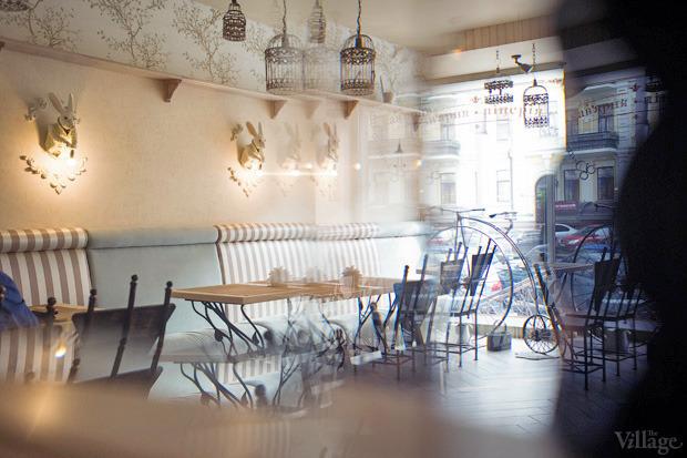 Новое место (Киев): Кофейня-пиццерия Scorini Wonderland. Зображення № 21.