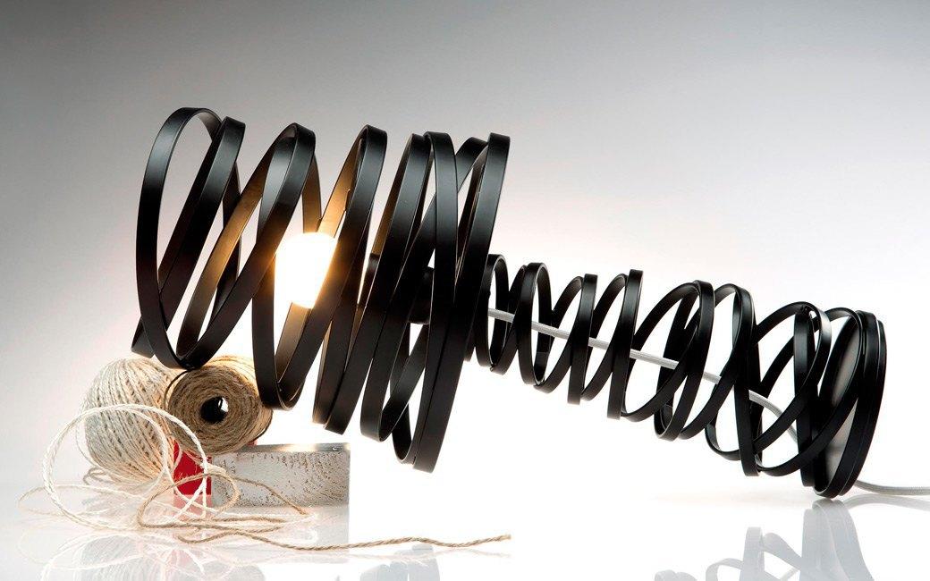 Curl My Light. Дима Логинов для Studio Italia Design (Италия).. Изображение № 10.