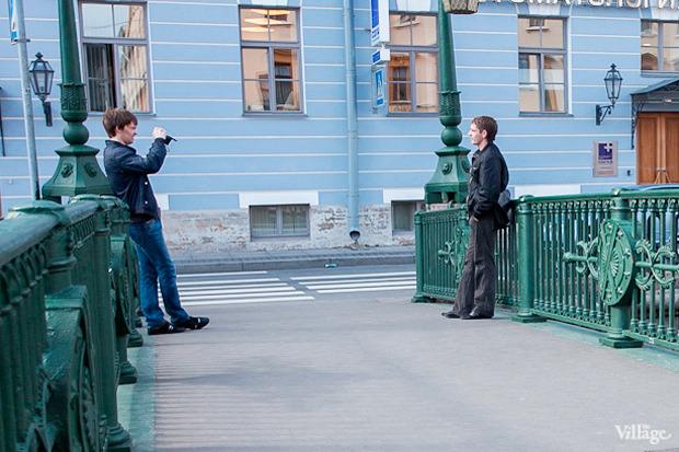 Эксперимент The Village: Самые популярные места для фотографий из Петербурга. Изображение № 39.