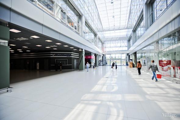 Фоторепортаж: Новый терминал аэропорта Киев — за день до открытия. Зображення № 47.