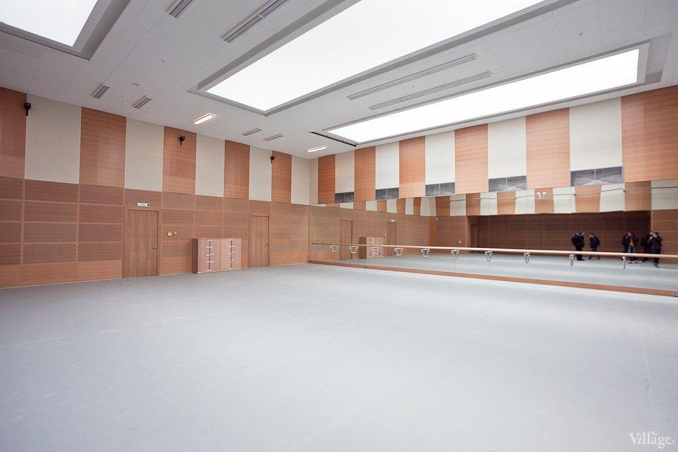 Фоторепортаж: Вторая сцена Мариинского театра изнутри. Изображение № 7.