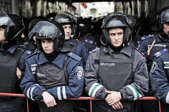 Copwatch: Действия милиции на Крещатике в день оглашения приговора Юлии Тимошенко. Зображення № 2.