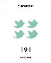 Меньше слов, больше дела: Твитеры петербургских чиновников. Изображение № 43.