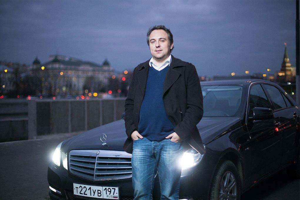 A2B.ru: Как таксомоторная компания выходит вонлайн. Изображение № 1.