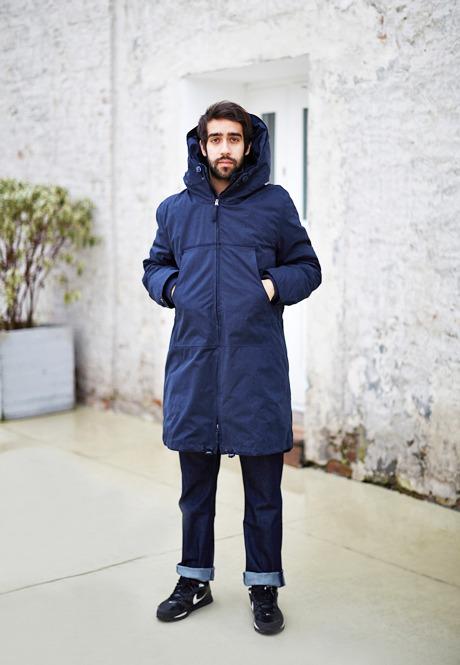 Вещи недели: 10тёплых мужских курток. Изображение №6.