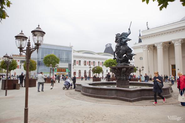 Прямая речь: Начальник российских вокзалов о реконструкции Комсомольской площади. Изображение № 9.