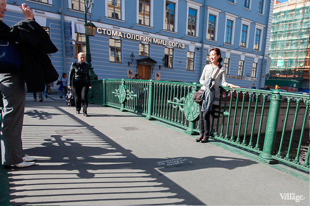 Эксперимент The Village: Самые популярные места для фотографий из Петербурга. Изображение № 40.