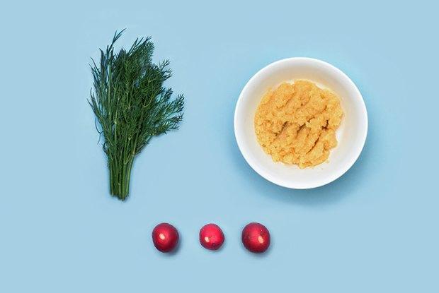 Смёрребрёд иещё пять блюд сикрой для новогоднего стола. Изображение № 17.