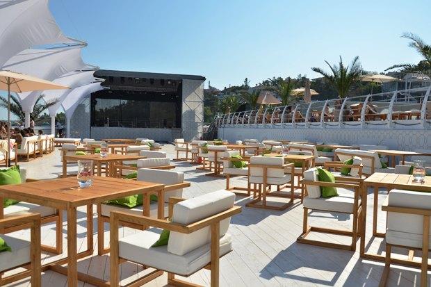 Новые места (Одесса): 5 ресторанов, баров и пляжных клубов. Зображення № 34.