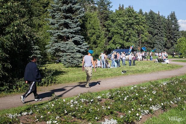 Фоторепортаж: День Воздушно-десантных войск в Петербурге. Изображение №1.