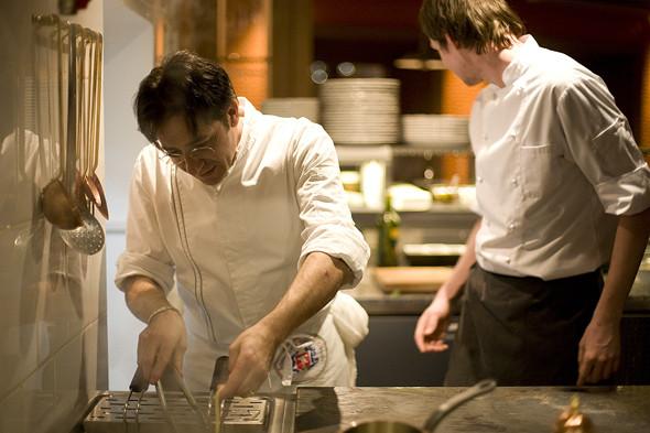 Изображение 24. Фоторепортаж с кухни: Ресторан «Бонтемпи».. Изображение № 36.