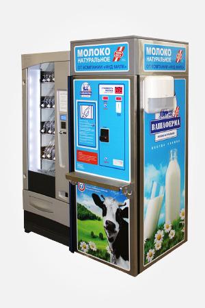 Коробка передач: 11вендинговых автоматов вМоскве, часть 2. Изображение №6.