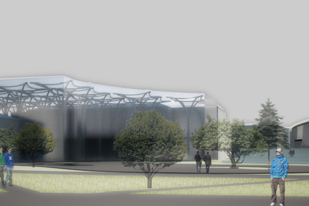 10 проектов квартала около Витебского вокзала . Изображение № 35.