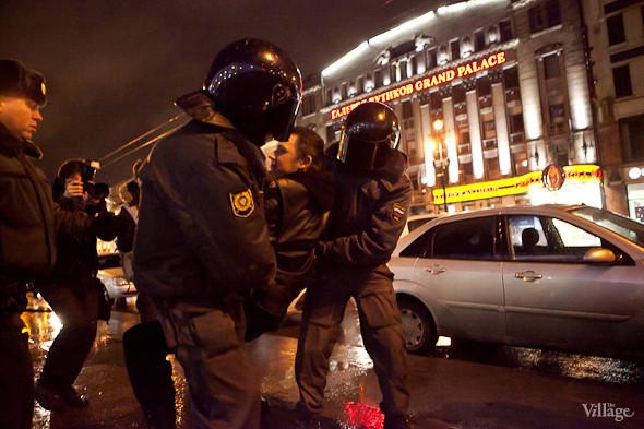 Хроника выборов: Нарушения, цифры и два стихийных митинга в Петербурге. Изображение № 19.