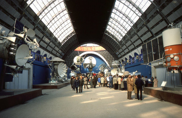 На ВВЦ хотят открыть аналог лондонской галереи Тейт Модерн. Изображение № 6.
