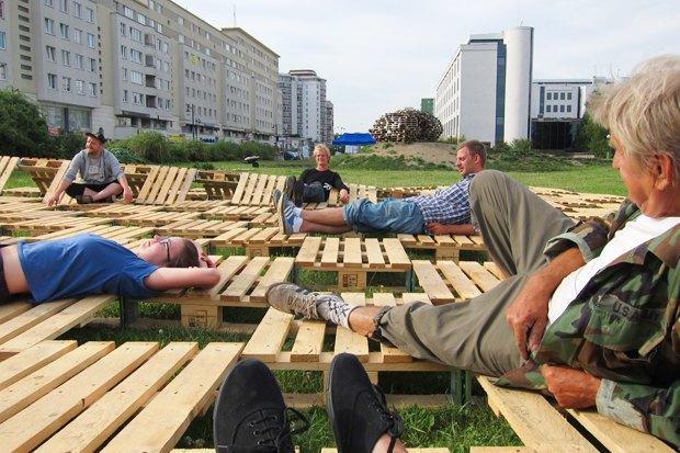 Прямая речь: Голландский архитектор — огородских объектах из мусора. Изображение № 4.