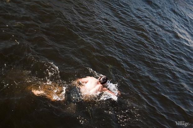 Фоторепортаж: День Военно-морского флота в Петербурге. Изображение № 55.