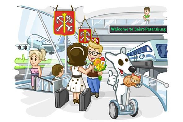 Современный аэропорт с железной дорогой до центра города.. Изображение №3.