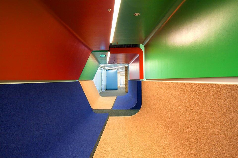 Новый этаж штаб-квартиры «Яндекса». Изображение № 5.