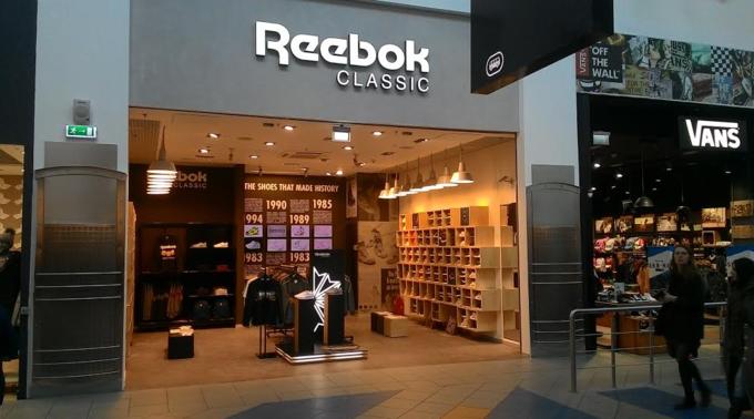 В Москве открывается первый магазин Reebok Classic. Изображение № 1.