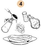 Рецепты шефов: Запечённый болгарский перец с домашним йогуртом. Изображение № 8.