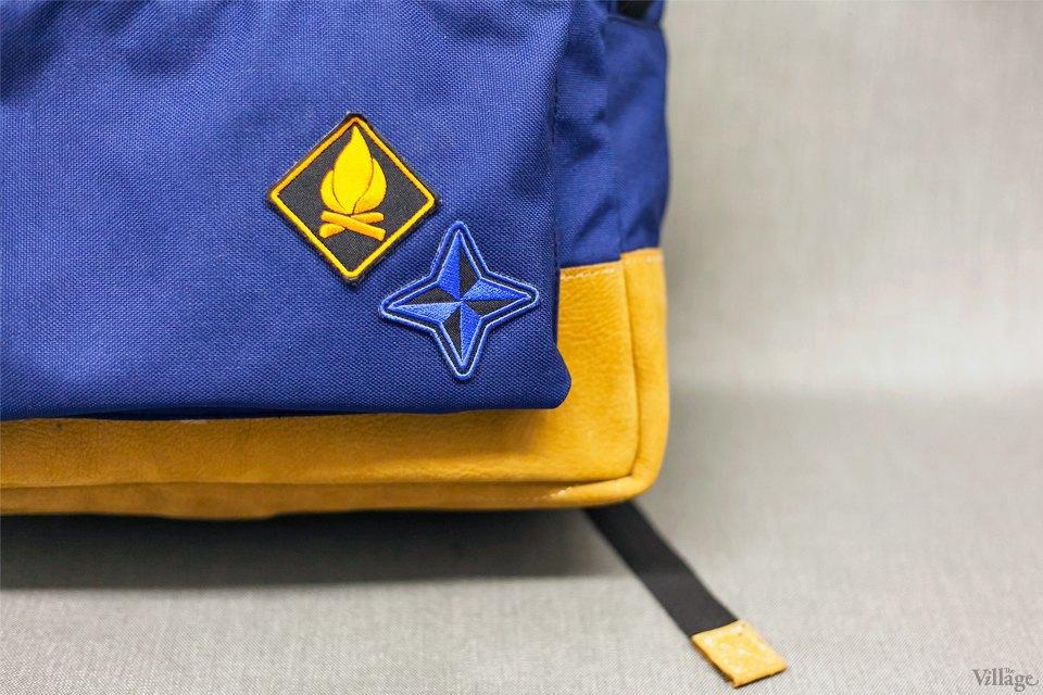 Сделано в Киеве: Рюкзаки, сумки иаксессуары GUD. Изображение № 4.