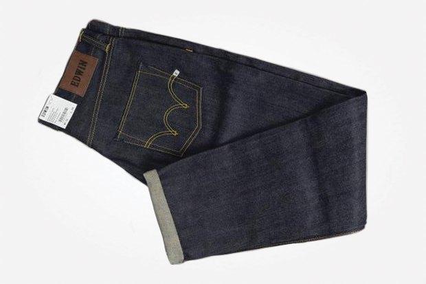 Лучше меньше: Где покупать джинсы Edwin. Изображение № 1.