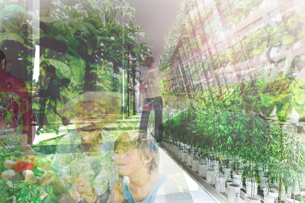 Что делать с электростанцией на Балчуге: 5 проектов студентов МАРХИ. Изображение № 8.